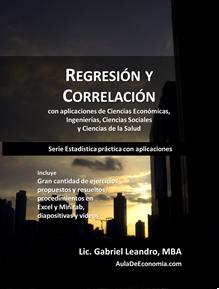 Correlación y regresión